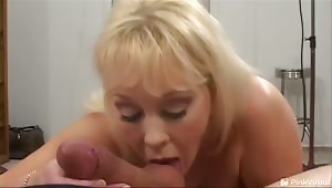 We picked up this sexy MILF and when we got her shirt off, ka-boom!! Those are some big ass boobies. We fucked this sexy MILF all over, especially between those sexy tits. Diane looked so good with our milky white cum dripping down her sexy MILF face!