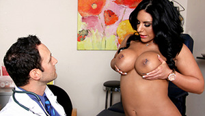 How can you improve on perfection? Bella Reese has plans to do just that, so she's been talking to a pervy plastic surgeon. Sure, this curvaceous babe already has one of the hottest, juiciest bodies in the Valley, from her incredibly huge tits down to her